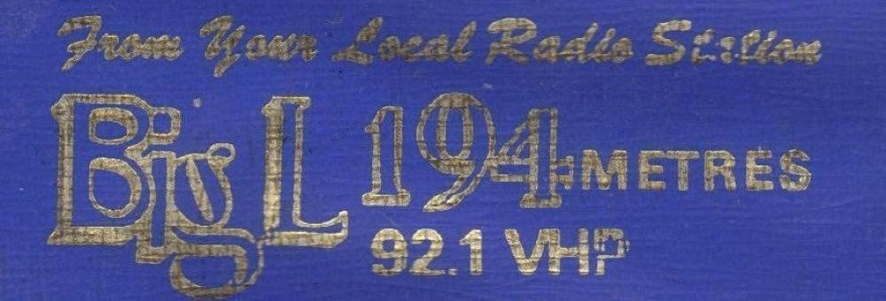 BigL Radio Limerick.